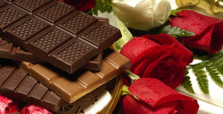 La alimentación con chocolate ¿Un afrodisíaco natural?