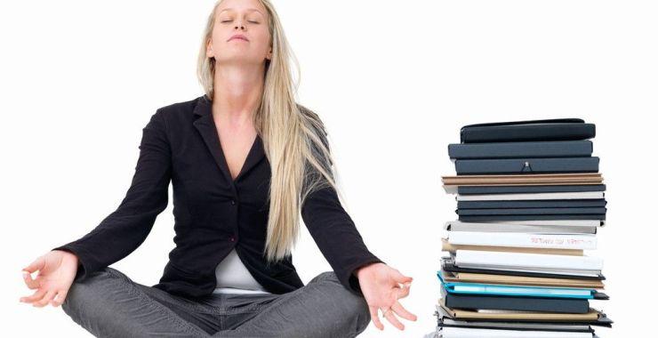 Enfoca tu mente con la meditación diaria