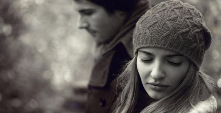 pareja infeliz