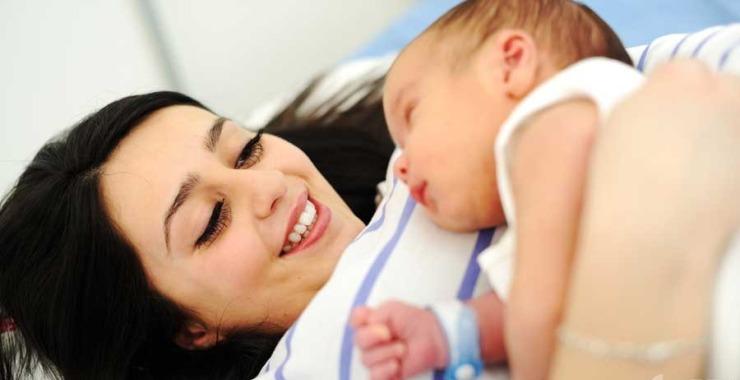 10 tips para recuperar tu figura después del parto