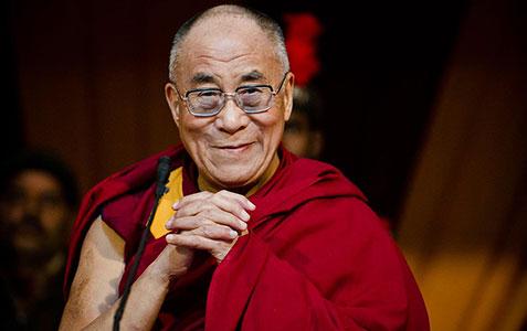 Entrevista y dialogo con: su santidad Dalai Lama