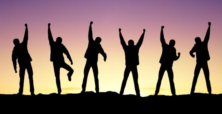 La energía del éxito