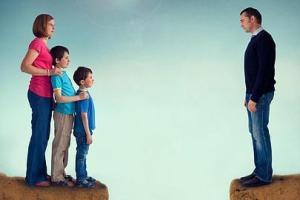 Separarte de tu pareja sin divorciarte de tus hijos