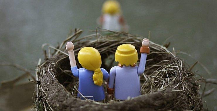 El síndrome del nido vacío: enfrentando los cambios