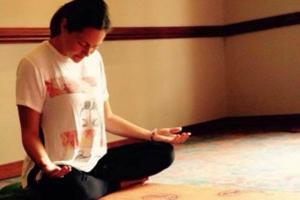 Instructora certificada de Hatha Vinyasa Yoga