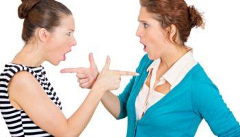 manejar conflicto