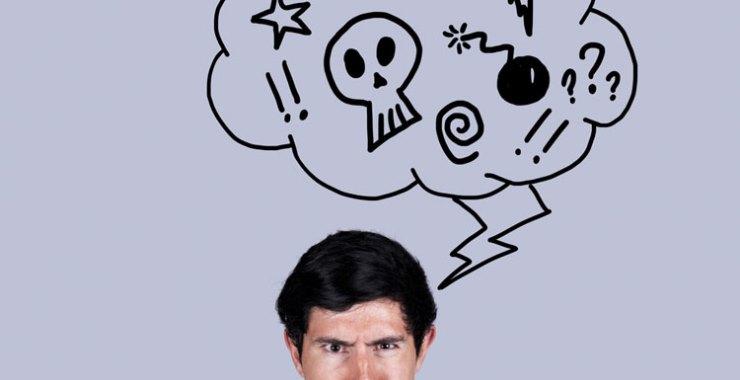 4 pasos para limpiar tu mente de pensamientos negativos