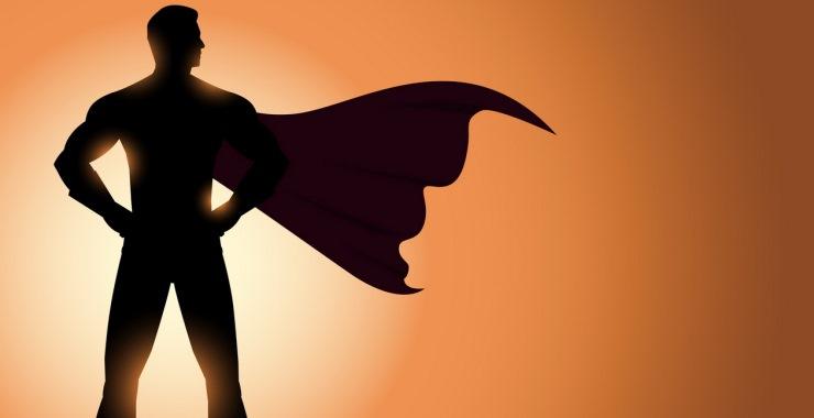 ¿Dónde está tu superhéroe?