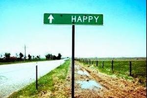 La búsqueda incesante de la felicidad