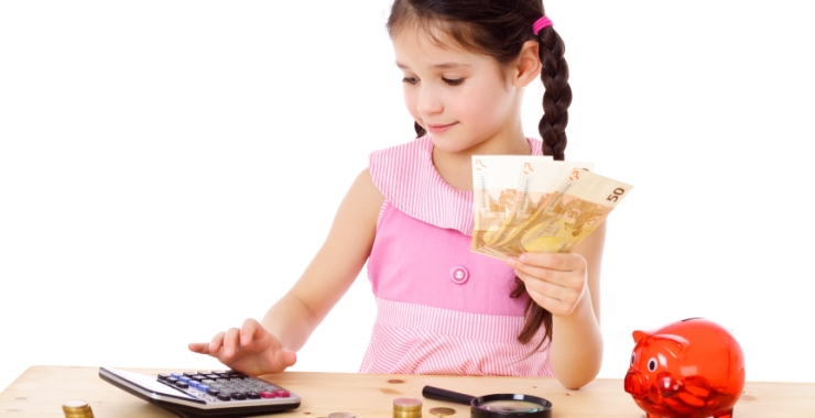 Los niños y el dinero-Tuestima-Para mamás