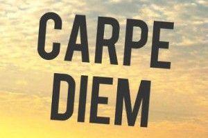 """Aprovecha cada día como si fuera el último: """"carpe diem""""-tuestima-espíritu-crecimiento espiritual"""