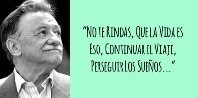 No te rindas – No te salves… Mario Benedetti-tuestima-emociones-amor propio