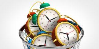 No pierdas tiempo en quien no lo merece...