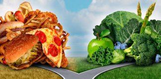 13 trastornos producidos por la ausencia de una alimentación balanceada