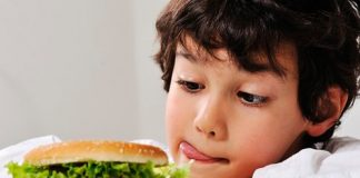Ansiedad de los niños por la comida