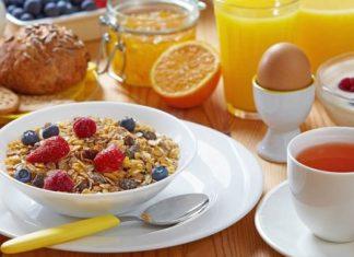 Receta de desayuno saludable y sus beneficios y propiedades