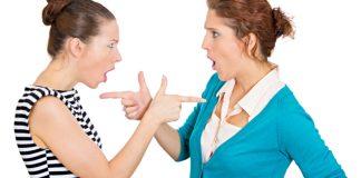 Los dos caminos posibles para manejar un conflicto