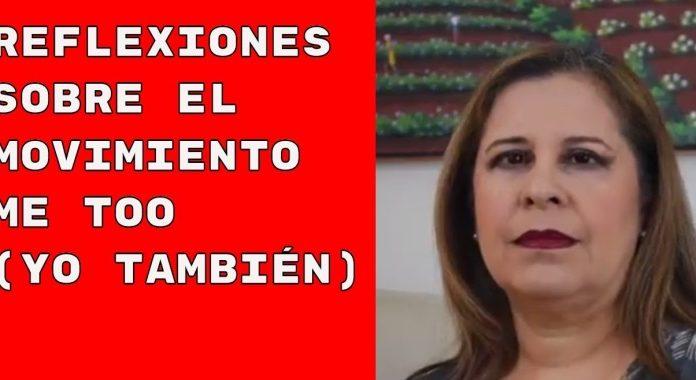 Movimiento #Me too (#Yo también) - Jeanette Salvatierra-Tuestima-Videos