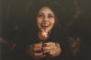 Ser feliz es de valientes